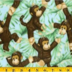 Jungle Babies Monkeys