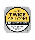 Olfa endurance blade sticker